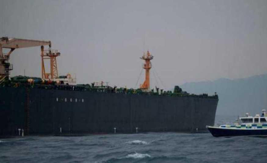 تمديد احتجاز ناقلة النفط الإيرانية