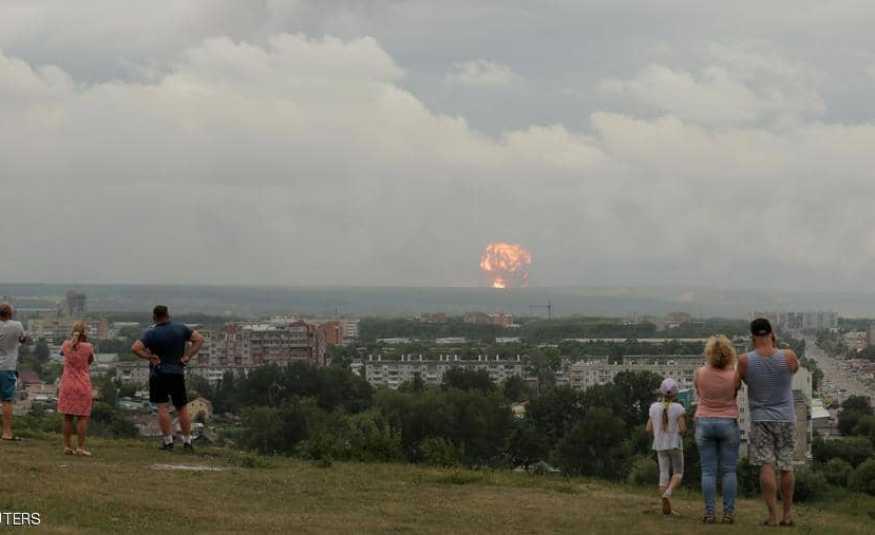روسيا.. غموض الانفجار النووي يستحضر كابوس