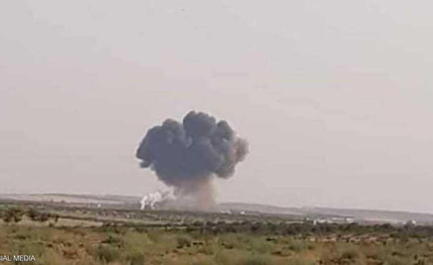إسقاط مقاتلة حربية سورية.. وأسر قائدها