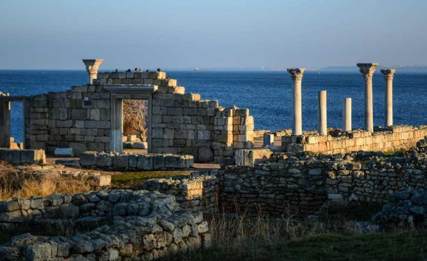 بالفيديو.. هذا ا تم اكتشافه في جزيرة يونانية!