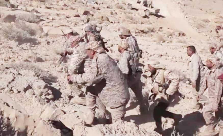 الجيش اليمني ينتزع مواقع جديدة من قبضة الحوثيين