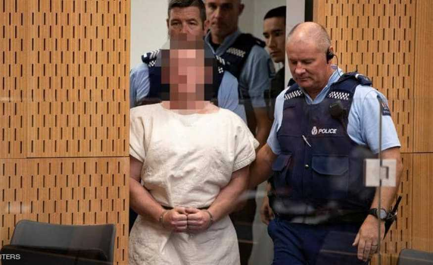 سفاح نيوزيلندا.. سجن مشدد وحرمان من كل شيء