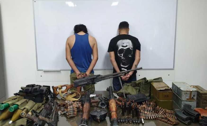 بالفيديو.. رؤساء أخطر عصابات الخطف والمخدرات في قبضة الأمن