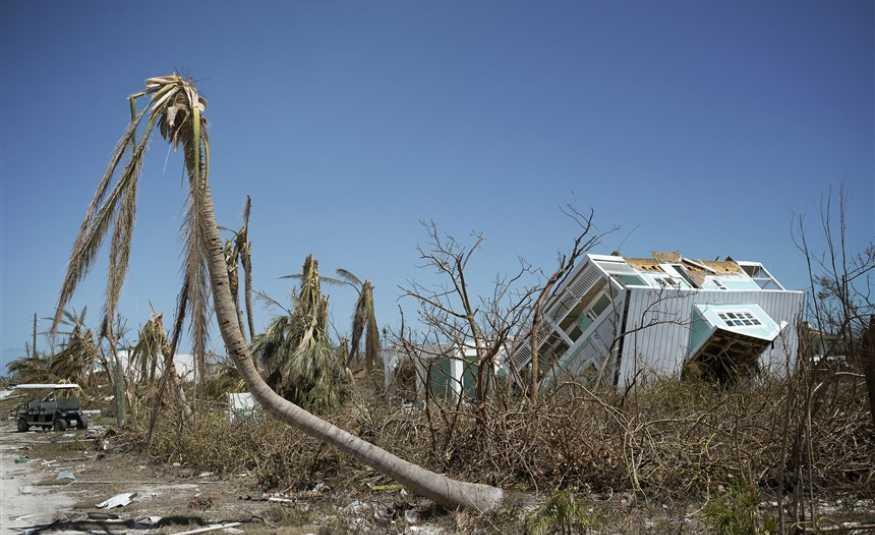 الباهاما.. 2500 شخص في عداد المفقودين