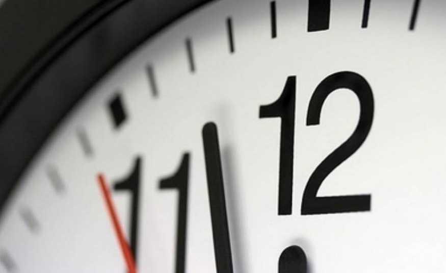 لا تنسوا تأخير الساعة.. ساعة