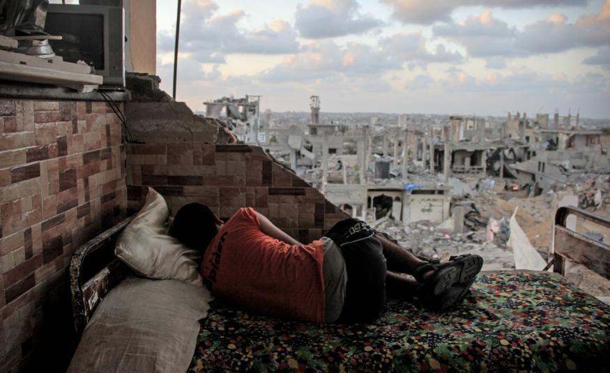 159 شهيداً و6 آلاف جريح.. جرائم إسرائيل بغزة في الـ2018!