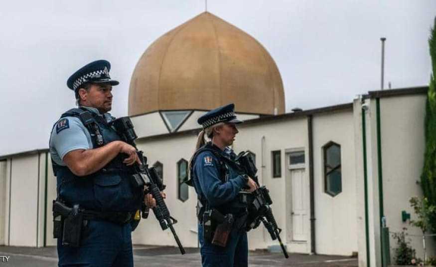 نيوزيلندا تعلن إجراء