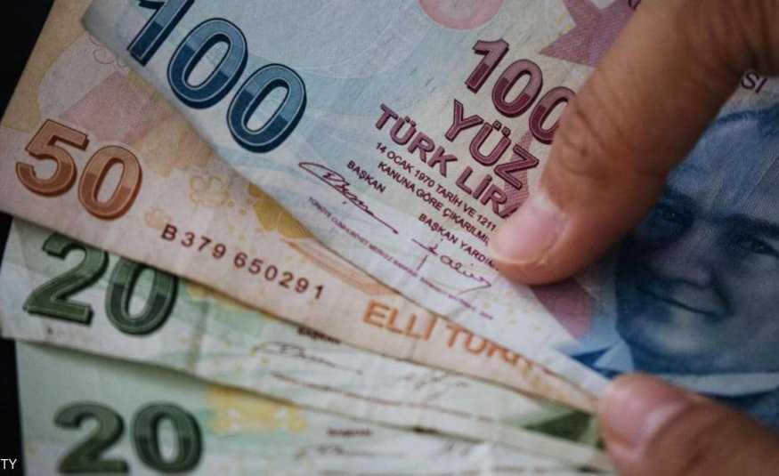 الليرة التركية تهبط أكثر من 1 بالمئة