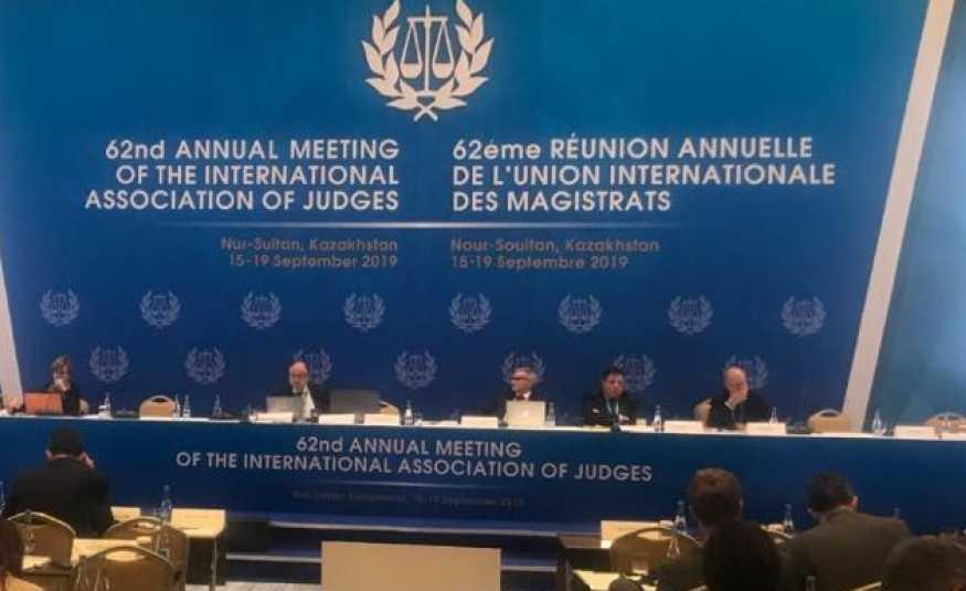 نادي قضاة لبنان عضواً في الاتحاد الدولي للقضاة