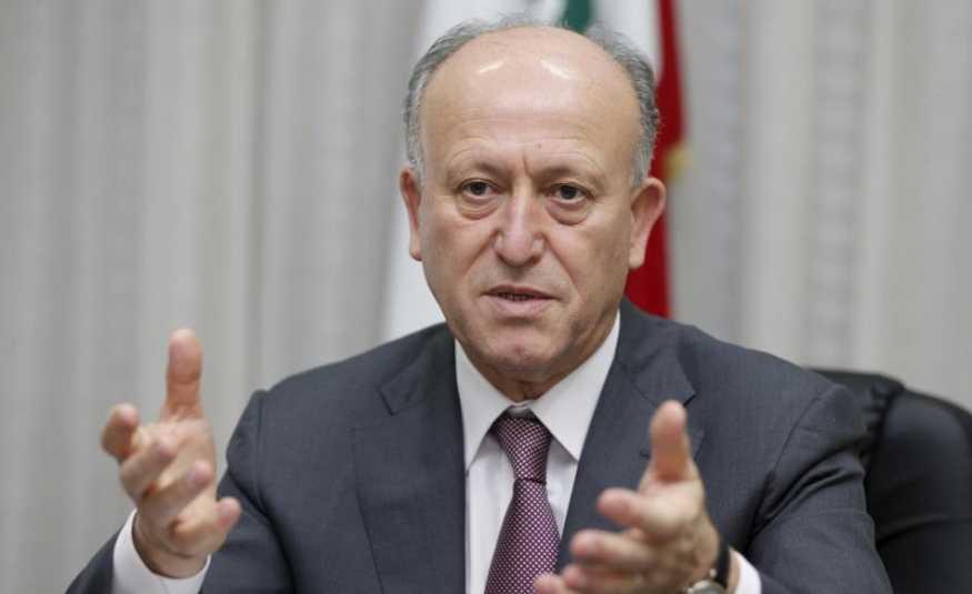 ريفي : لا بد ان ينتصر اللبنانيون لبناء الدولة