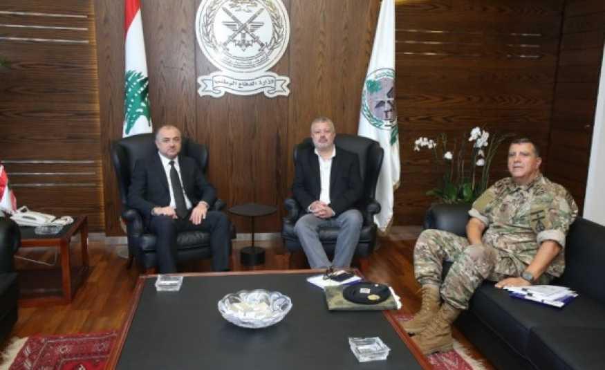 مناقشة موازنة الجيش وضبط الحدود.. في اليرزة