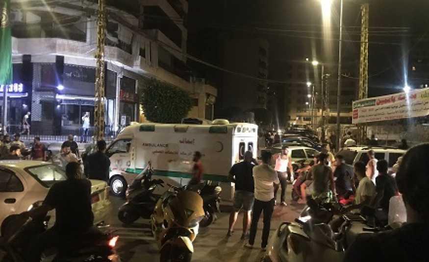 سقوط طائرتين إسرائيليتين مسيرتين في الضاحية الجنوبية فجراً