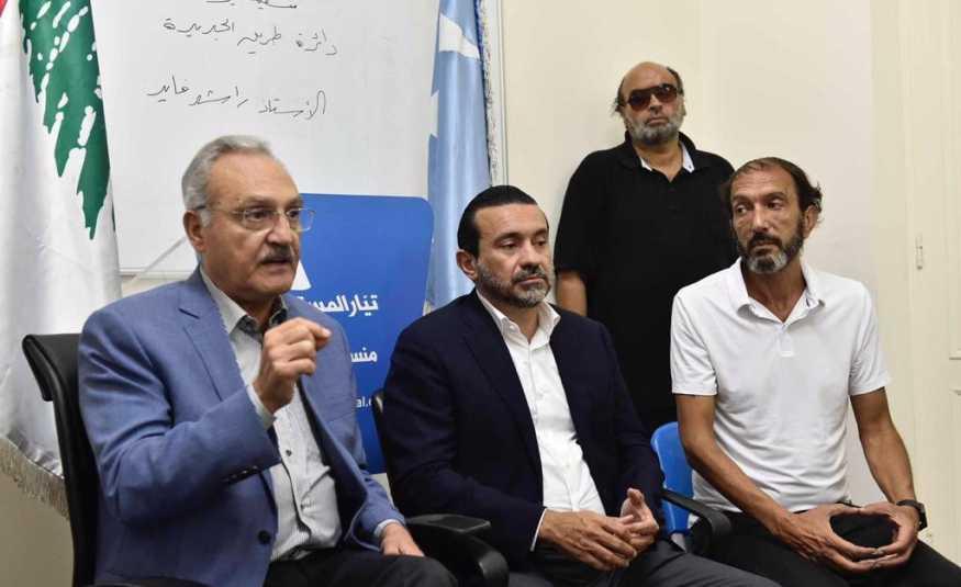 فايد في لقاء لمنسقية بيروت: جهود الحريري تخفف الأزمة الاقتصادية