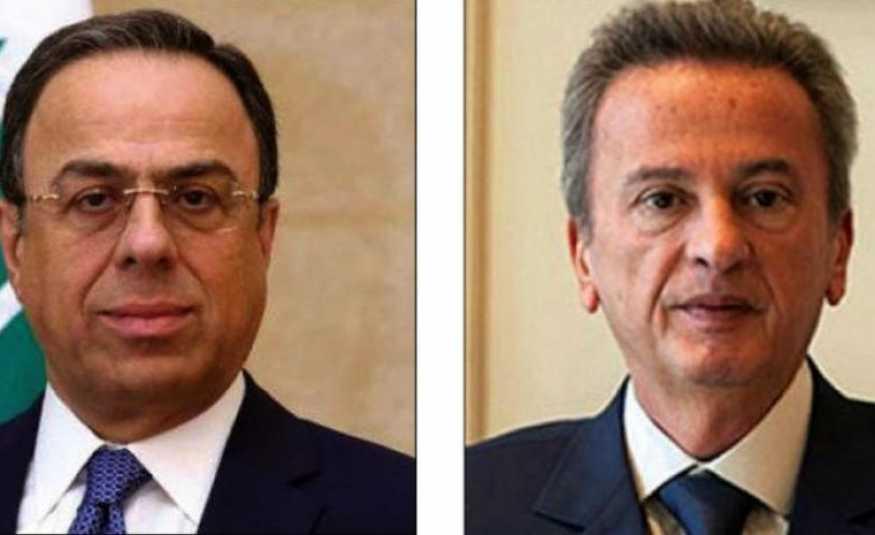 استغراب واسع من انتقادات وزير الاقتصاد لحاكم مصرف لبنان