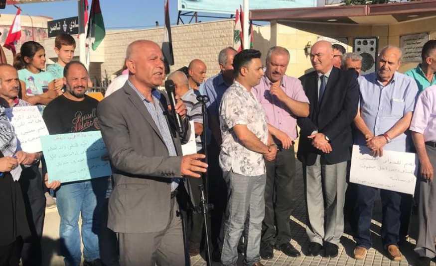 هكذا علّق فلسطينيو البقاع.. على قرار وزير العمل