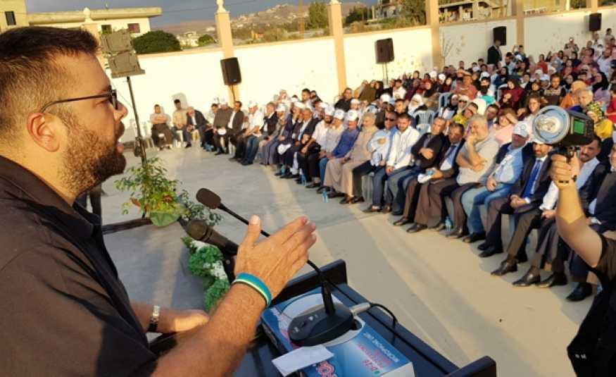 أحمد الحريري من عكّار:  رئيس الحكومة أعاد الأمور إلى أولويات سيدر