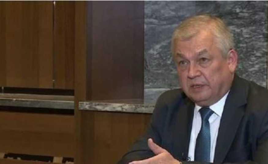 ممثل بوتين الخاص يصل غدا إلى بيروت