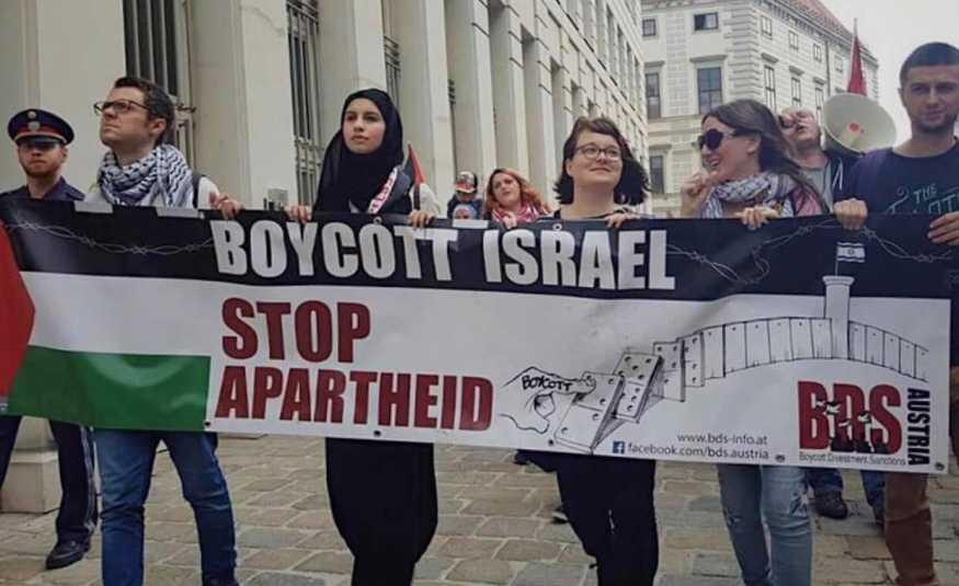مع إيمان الغنيمي.. شوارع فيينا ساحات للتعريف بفلسطين