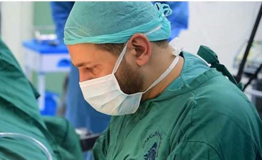 طبيب لبناني ضمن فريق الفيفا.. من هو؟