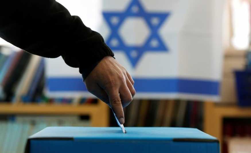 فتح صناديق الاقتراع في الانتخابات التشريعية الإسرائيلية
